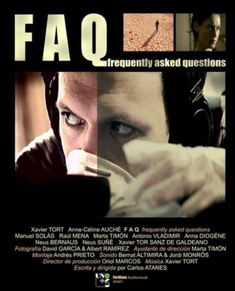 FAQ: Frequently Asked Questions movie poster