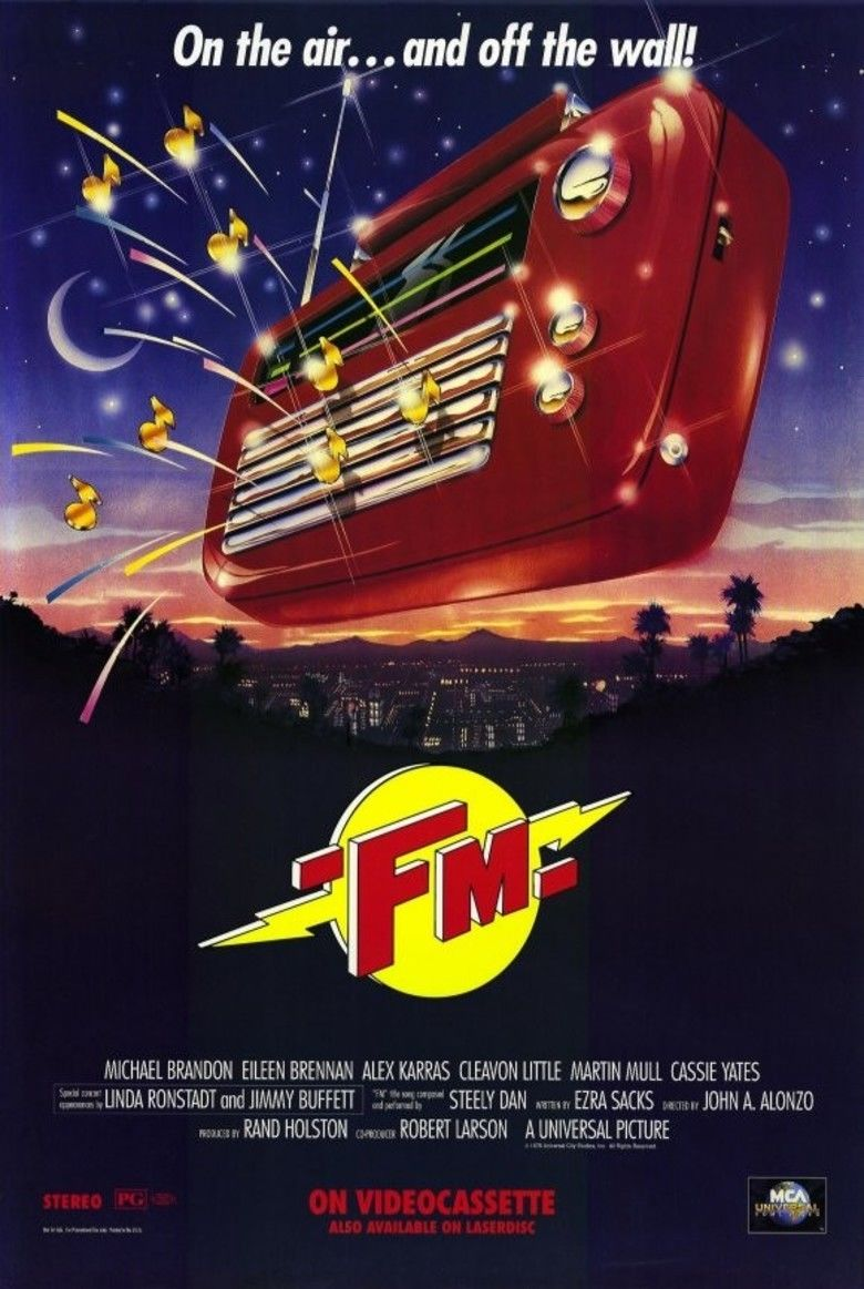 FM (film) movie poster