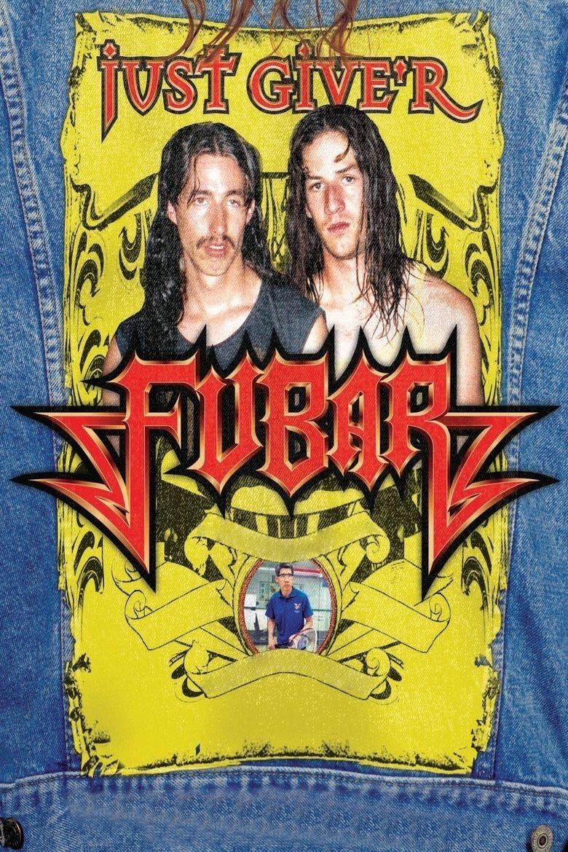FUBAR (film) movie poster