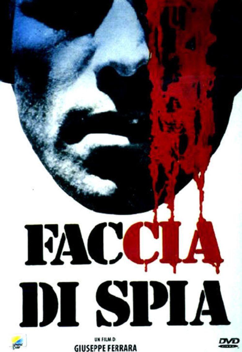 Faccia di spia movie poster