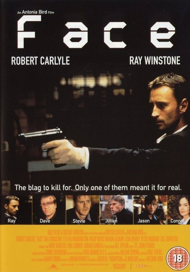 Face (1997 film) movie poster
