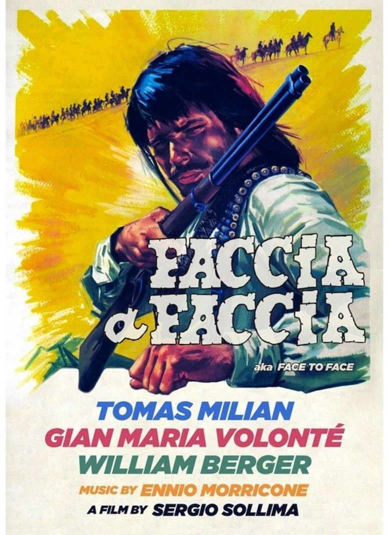 Face to Face (1967 film) movie poster