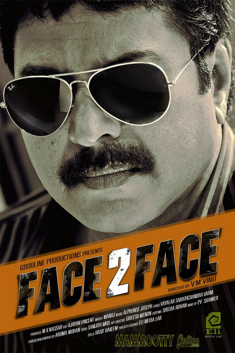 Face2Face (2012 film) movie poster