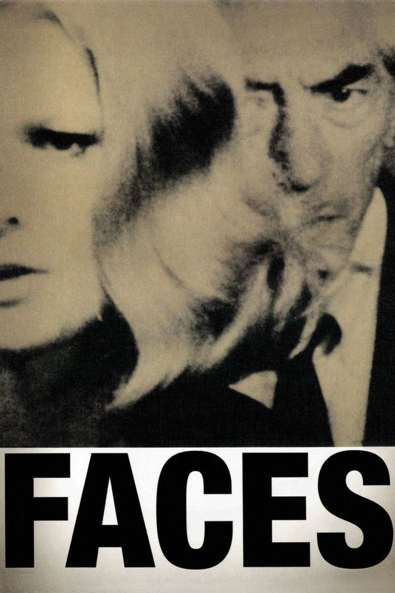Faces (film) movie poster