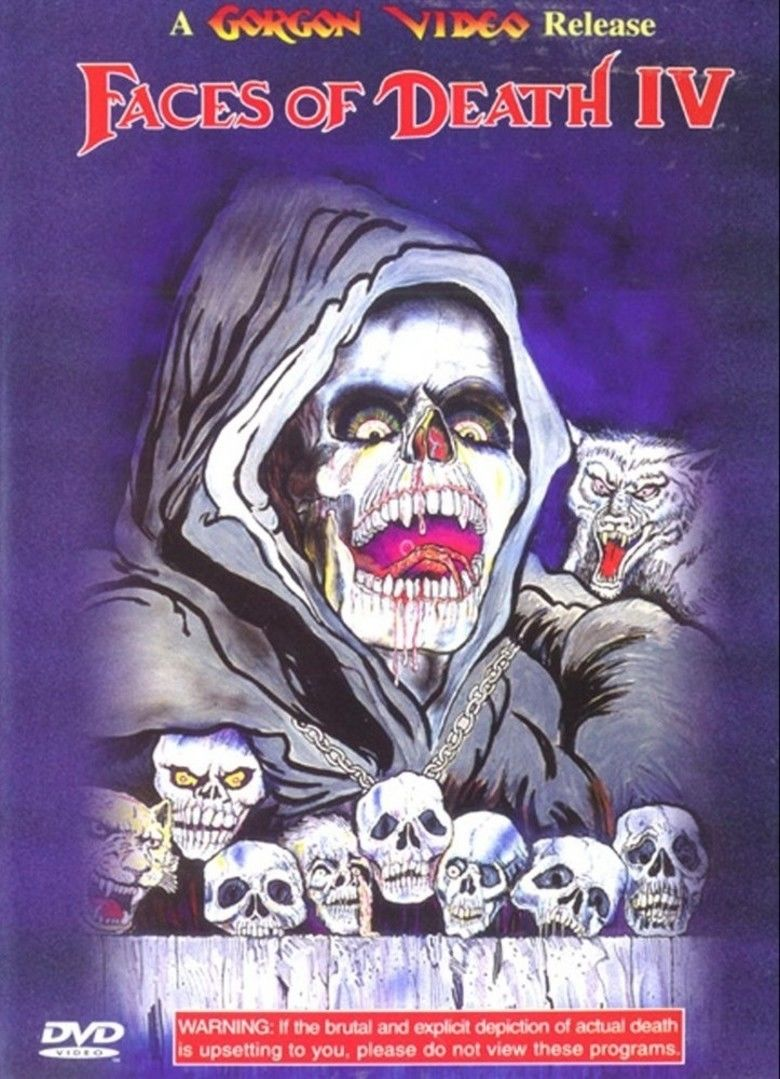 Faces of Death IV movie poster