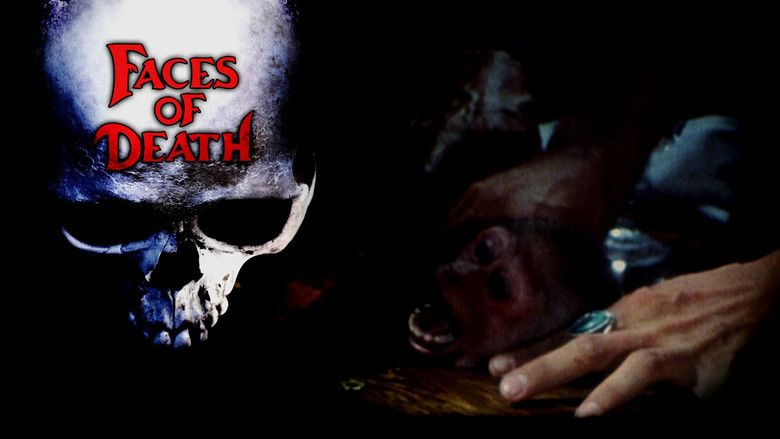 Faces of Death movie scenes