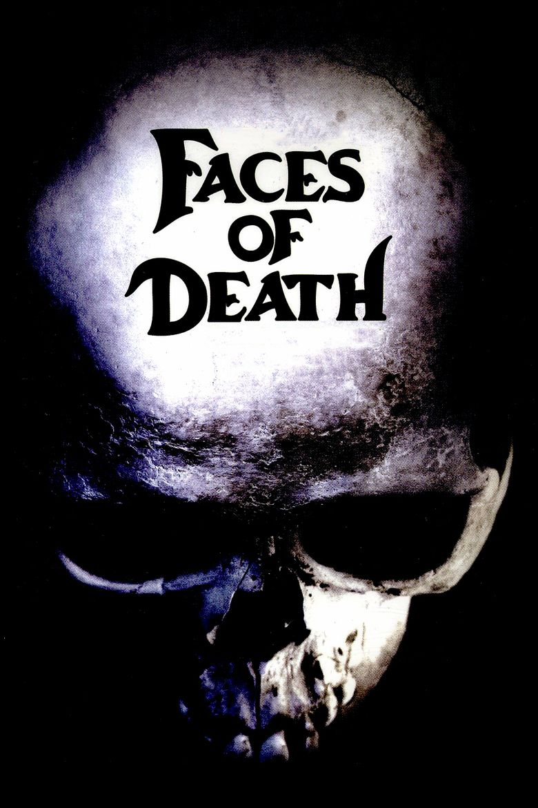 Faces of Death movie poster