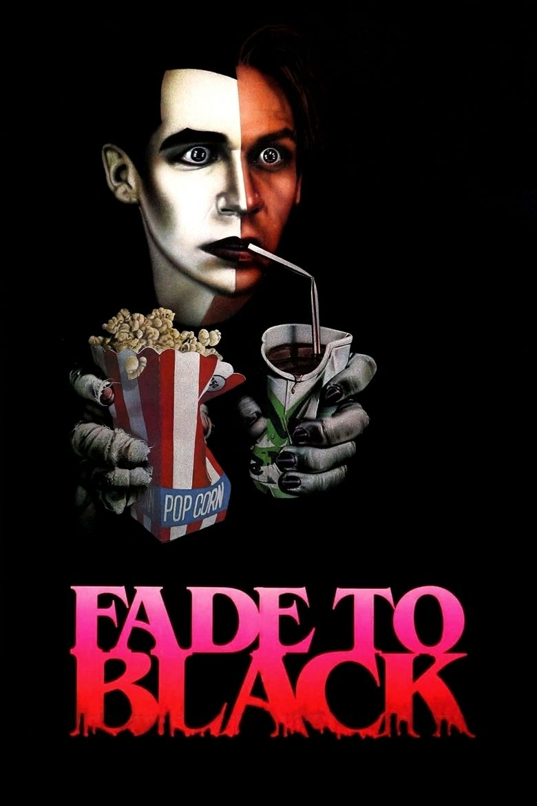 Fade to Black (1980 film) movie poster