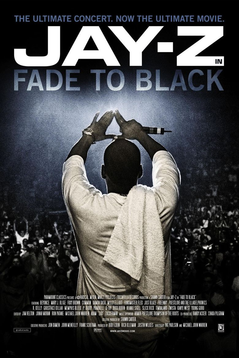 Fade to Black (2004 film) movie poster
