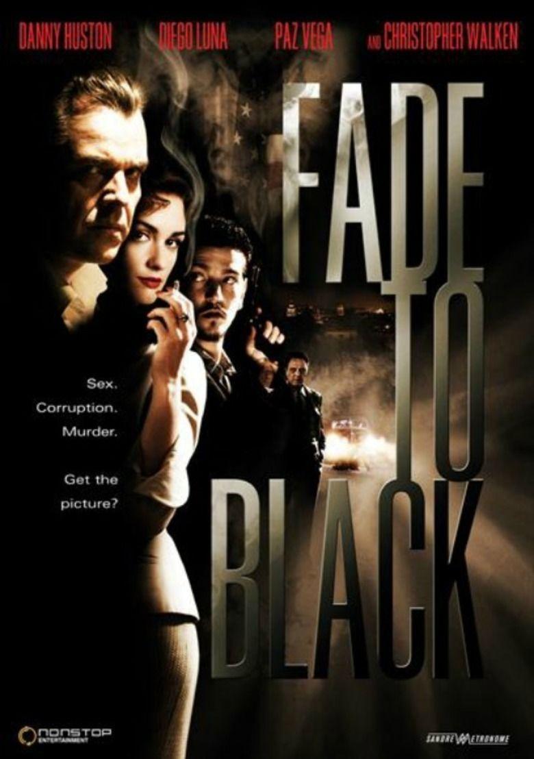 Fade to Black (2006 film) movie poster