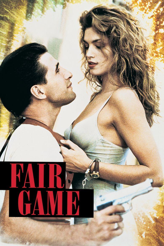 Fair Game (1995 film) movie poster
