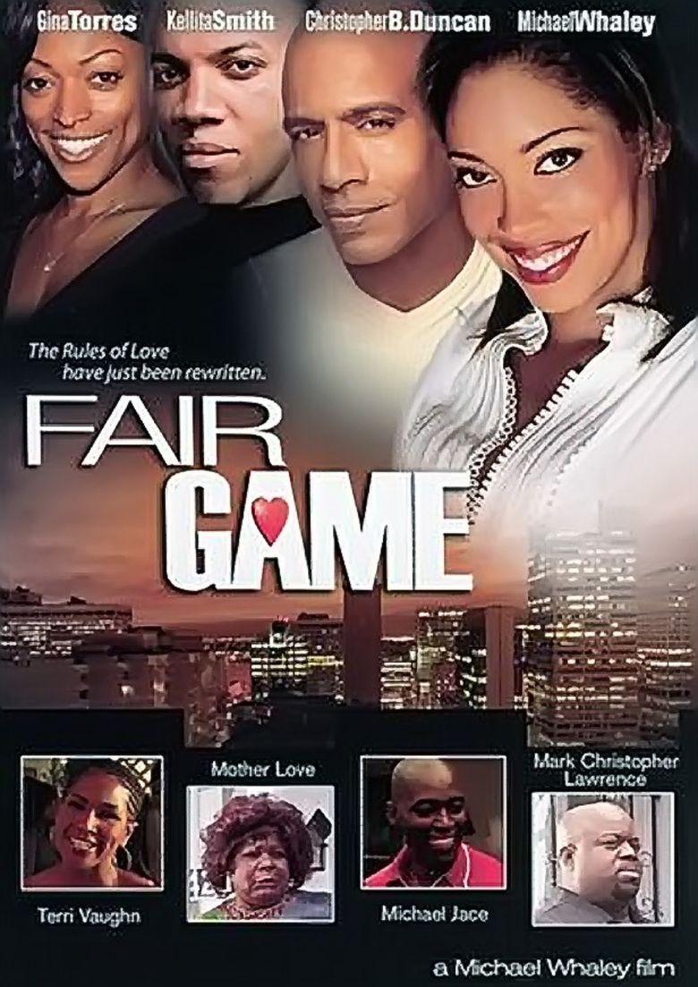 Fair Game (2005 film) movie poster