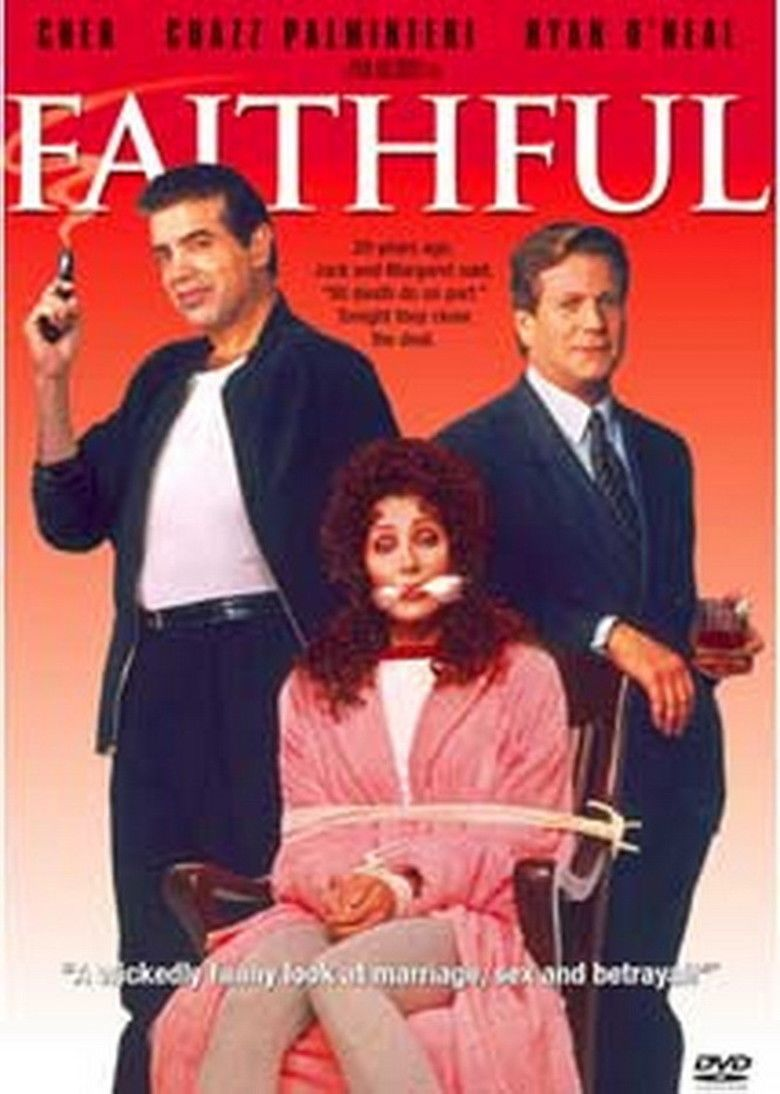 Faithful (1996 film) movie poster