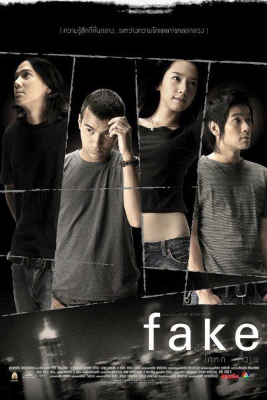 Fake (2003 film) movie poster
