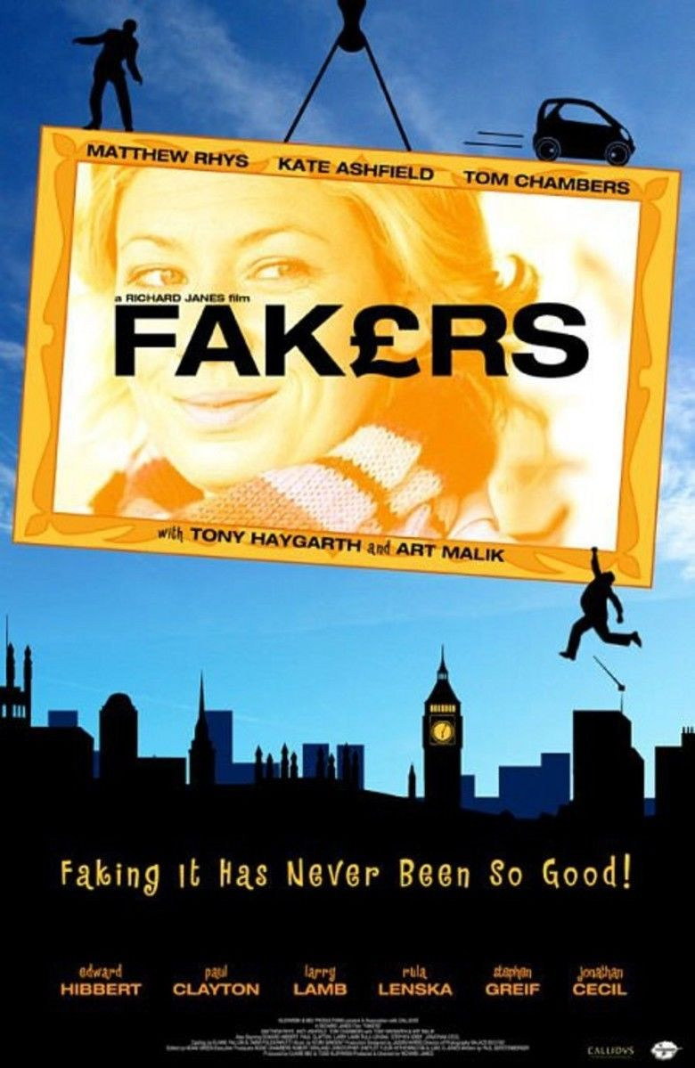 Fakers movie poster