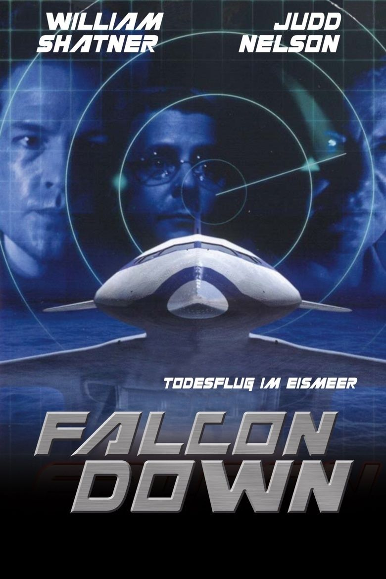 Falcon Down movie poster