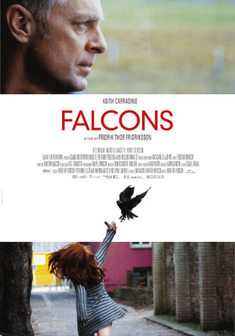 Falcons (film) movie poster