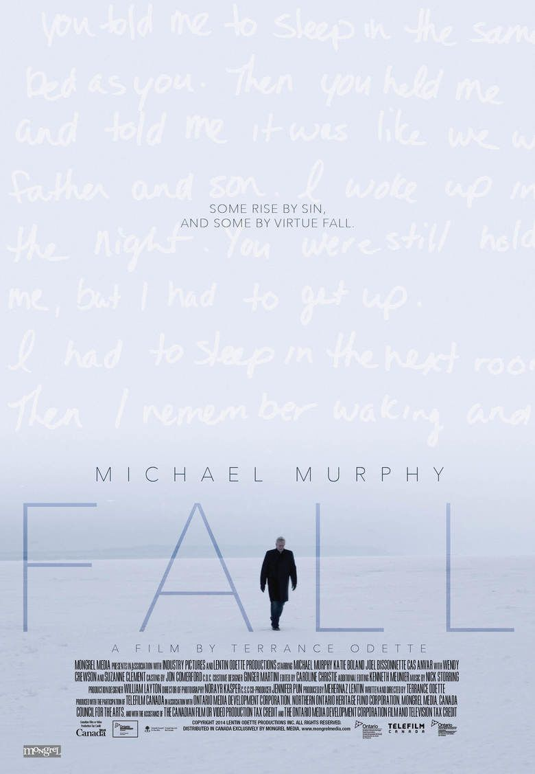 Fall (2014 film) movie poster