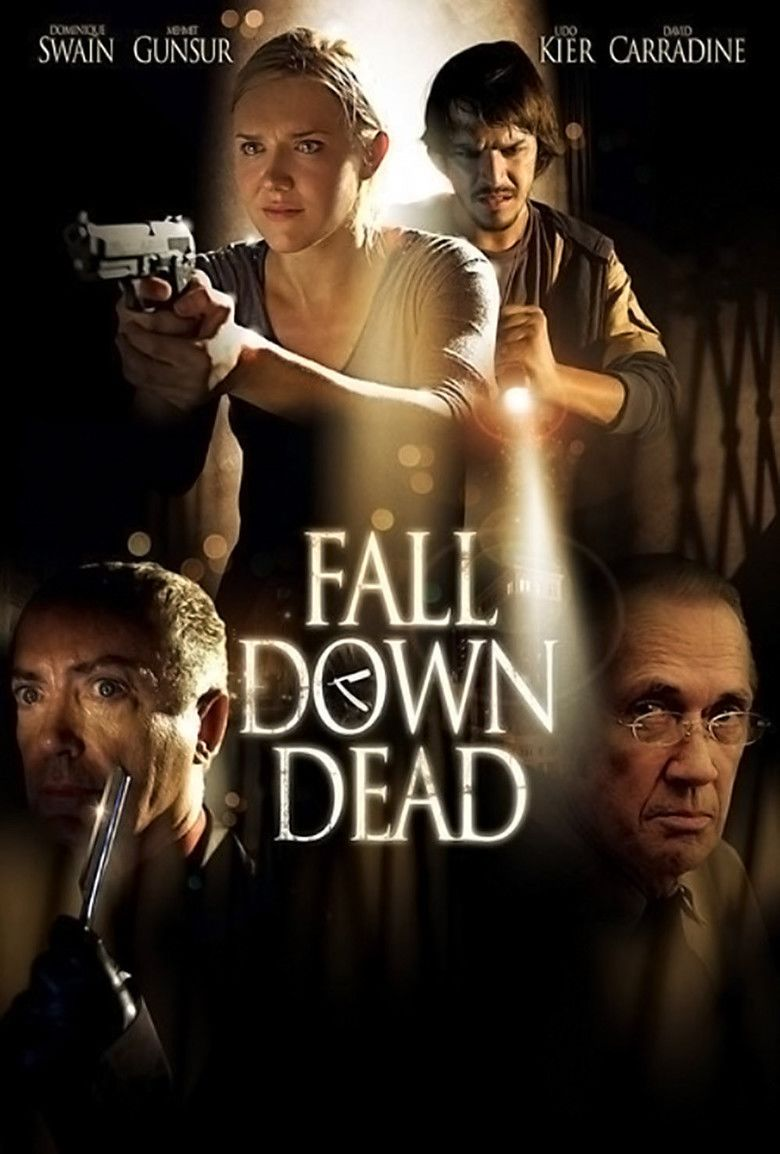 Fall Down Dead movie poster