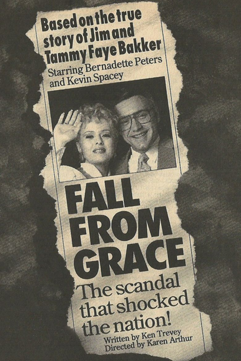 Fall from Grace (1990 film) movie poster