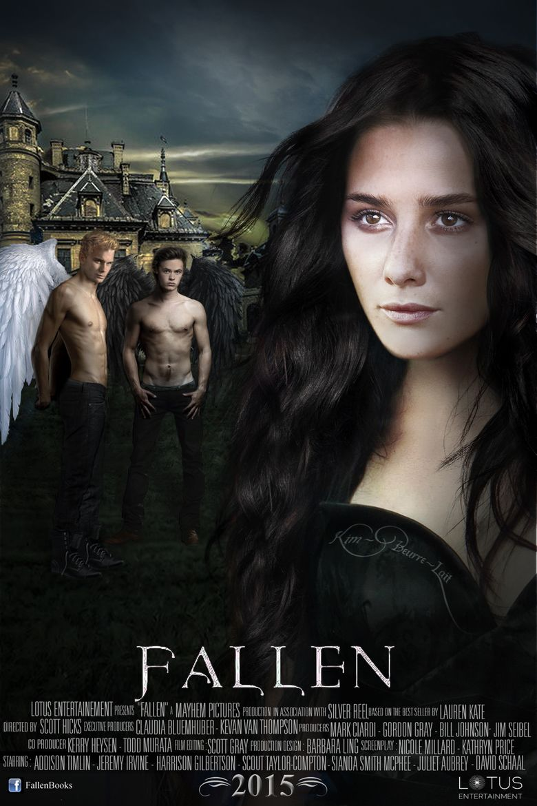 Fallen (2016 film) - Alchetron, The Free Social Encyclopedia