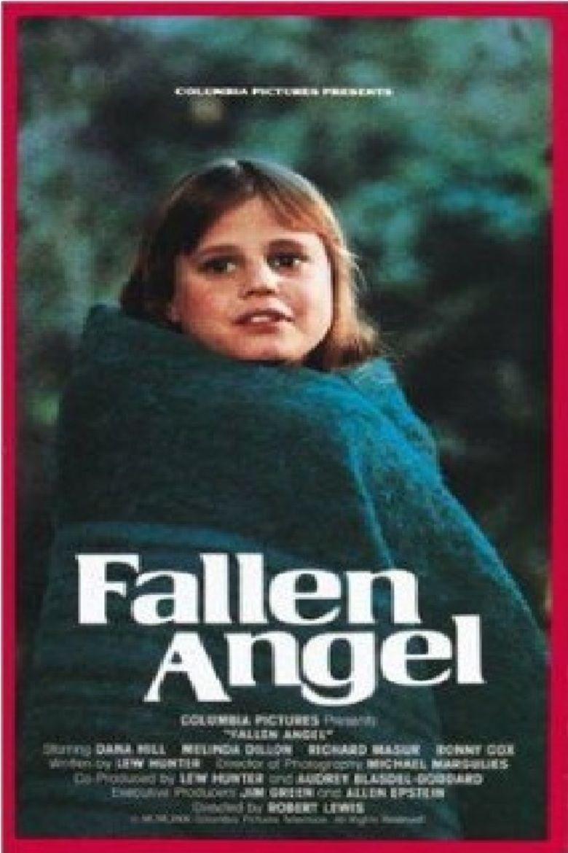 Fallen Angel (1981 film) movie poster