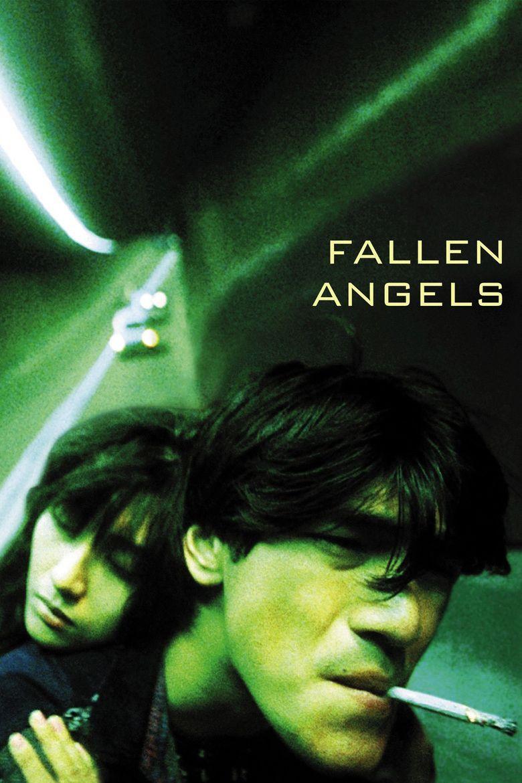 Fallen Angels (1995 film) movie poster
