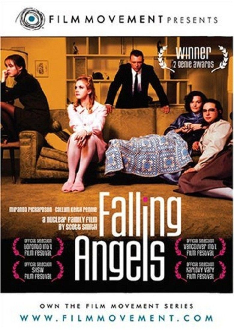 Falling Angels (film) movie poster