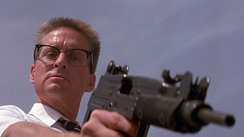 Falling Down movie scenes