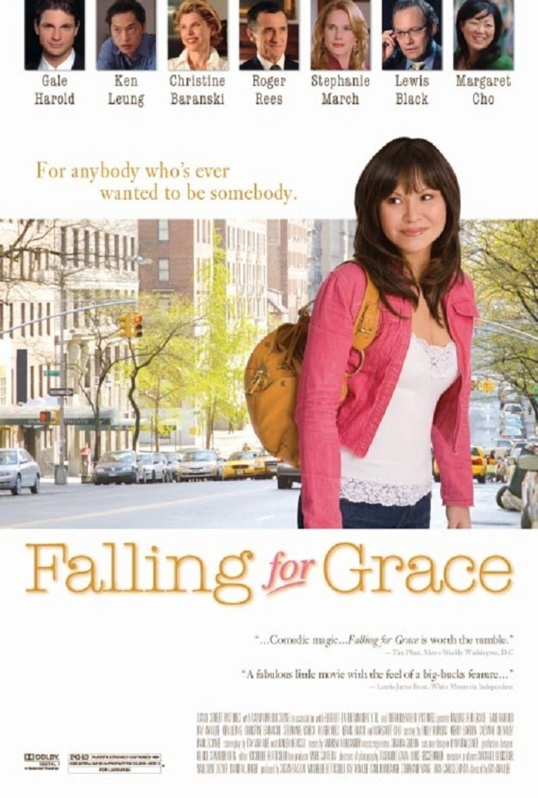 Falling for Grace movie poster