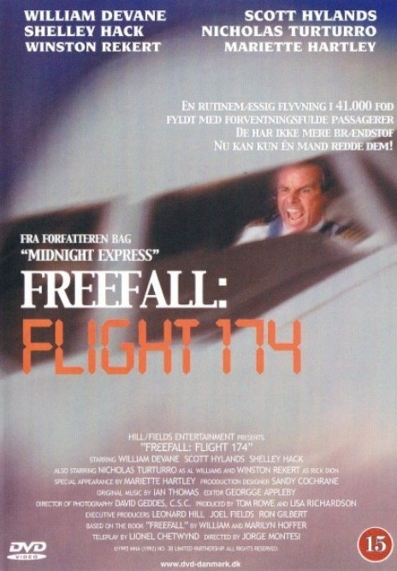 Falling from the Sky: Flight 174 movie poster