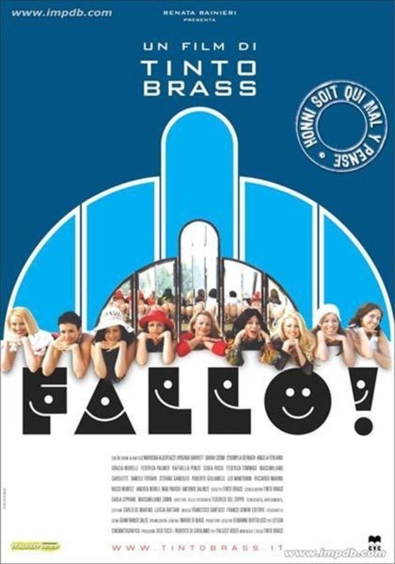 Fallo! movie poster