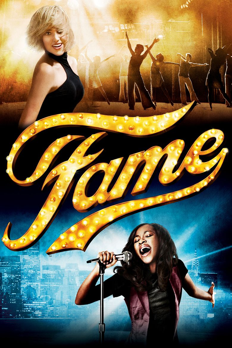 Fame (2009 film) movie poster