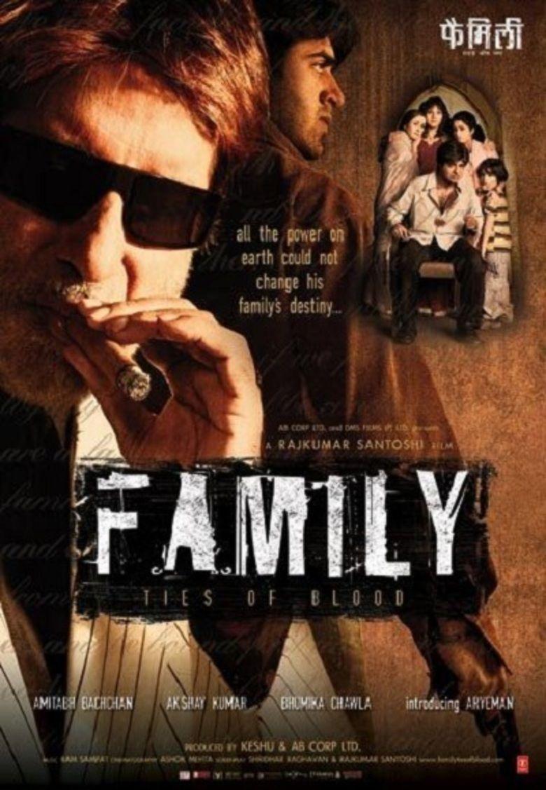Family (2006 film) movie poster