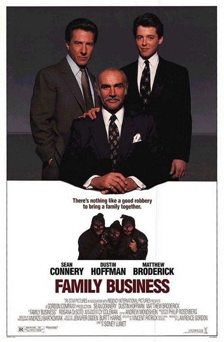 Family Business (film) movie poster