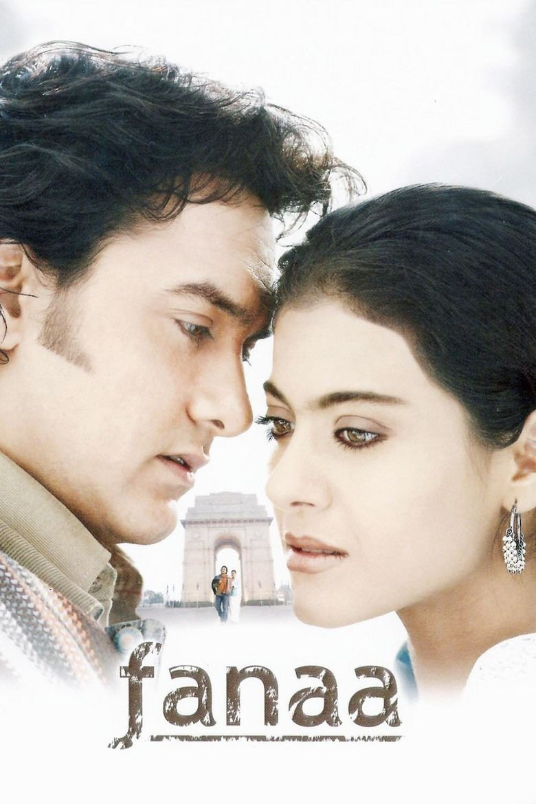 Fanaa (film) movie poster