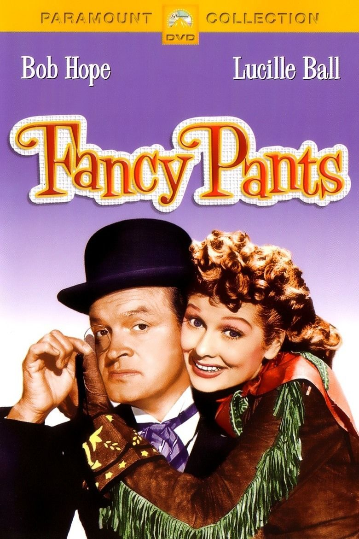 Fancy Pants (film) movie poster
