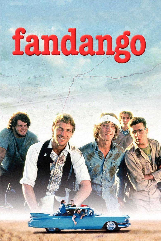 Fandango (1985 film) movie poster