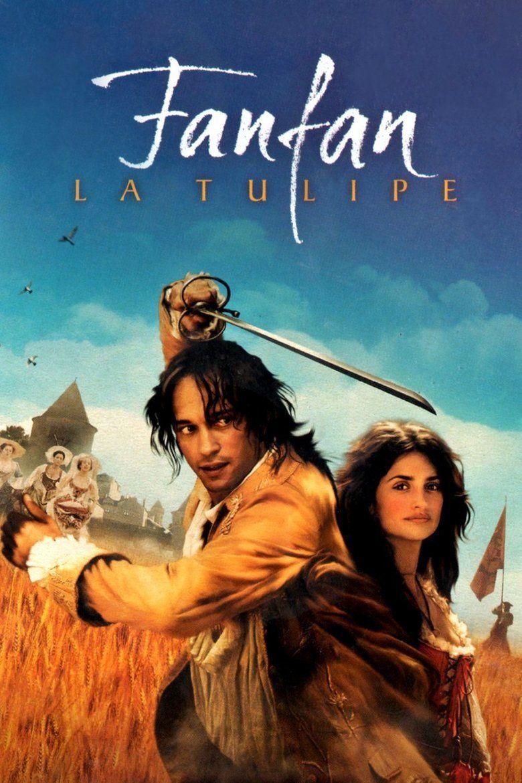Fanfan la Tulipe (2003 film) movie poster