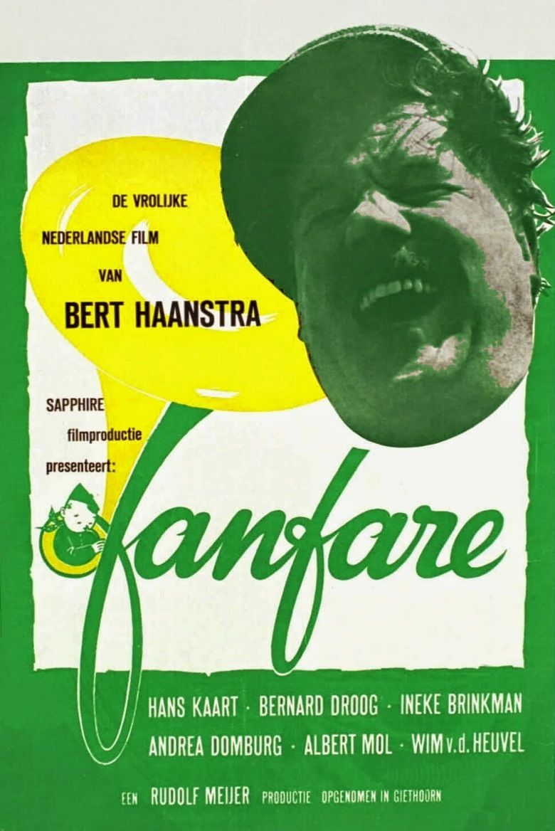 Fanfare (film) movie poster