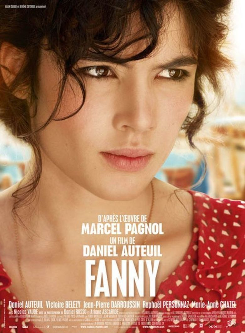 Fanny (2013 film) movie poster