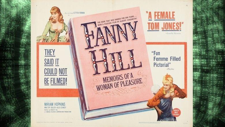 Fanny Hill (1964 film) movie scenes