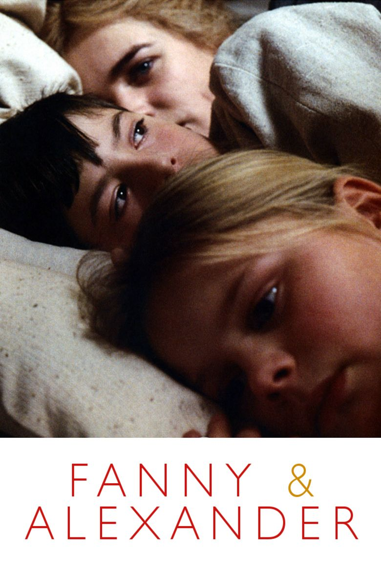 Fanny and Alexander movie poster
