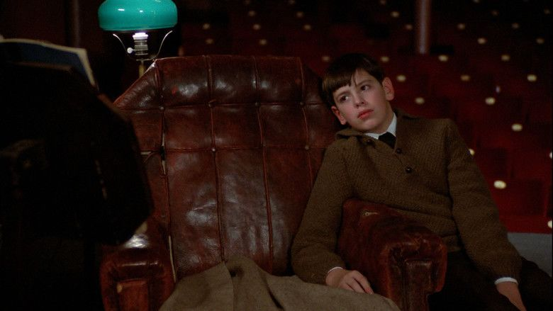 Fanny and Alexander movie scenes