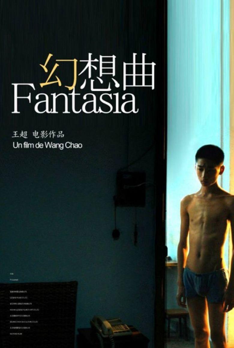 Fantasia (2014 film) movie poster