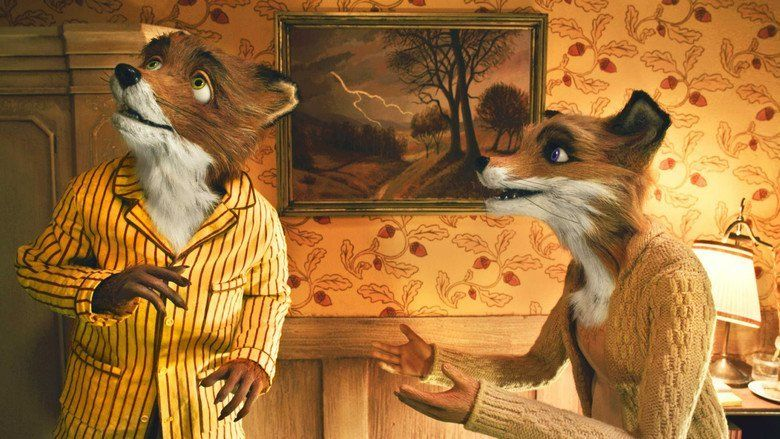 Fantastic Mr Fox (film) movie scenes