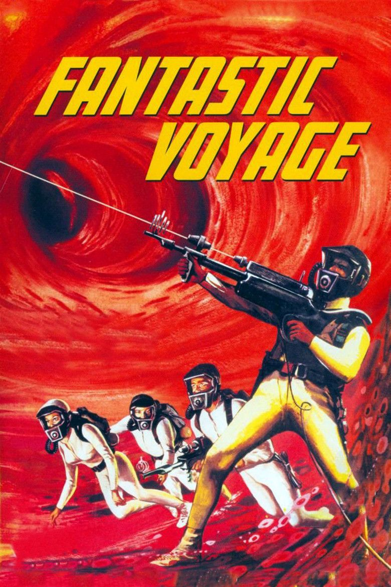 Fantastic Voyage movie poster