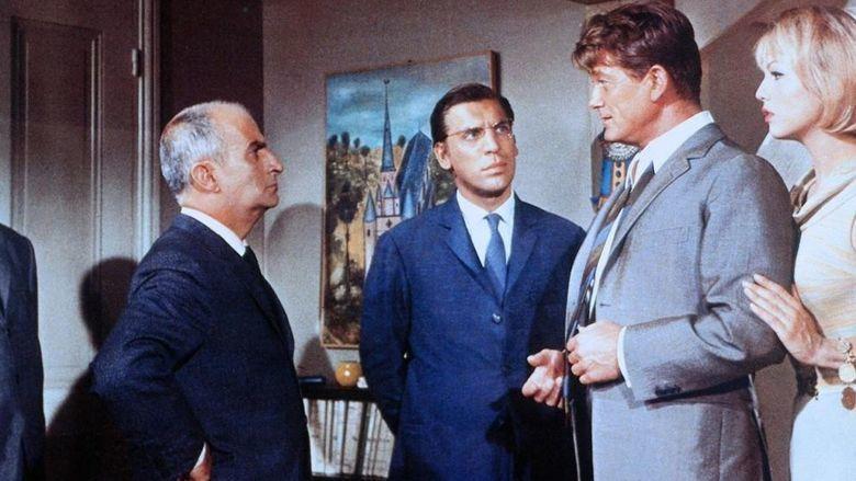 Fantomas (1964 film) movie scenes