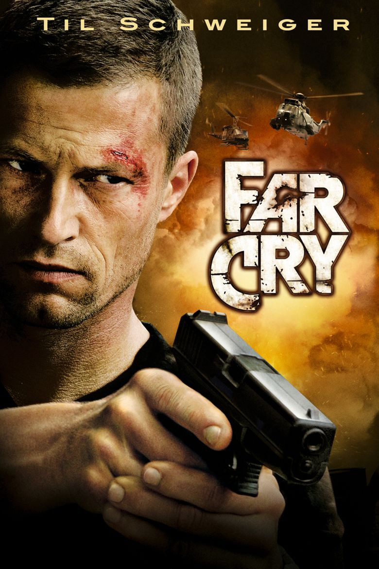 Far Cry (film) movie poster
