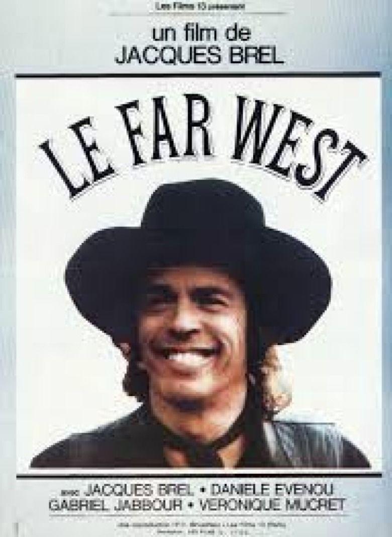 Far West (film) movie poster